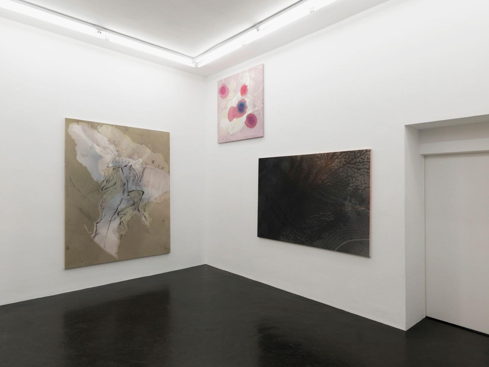 Kim Nekarda: Es gibt eine andere Welt aber sie ist in dieser, 2012, Clages, Cologne