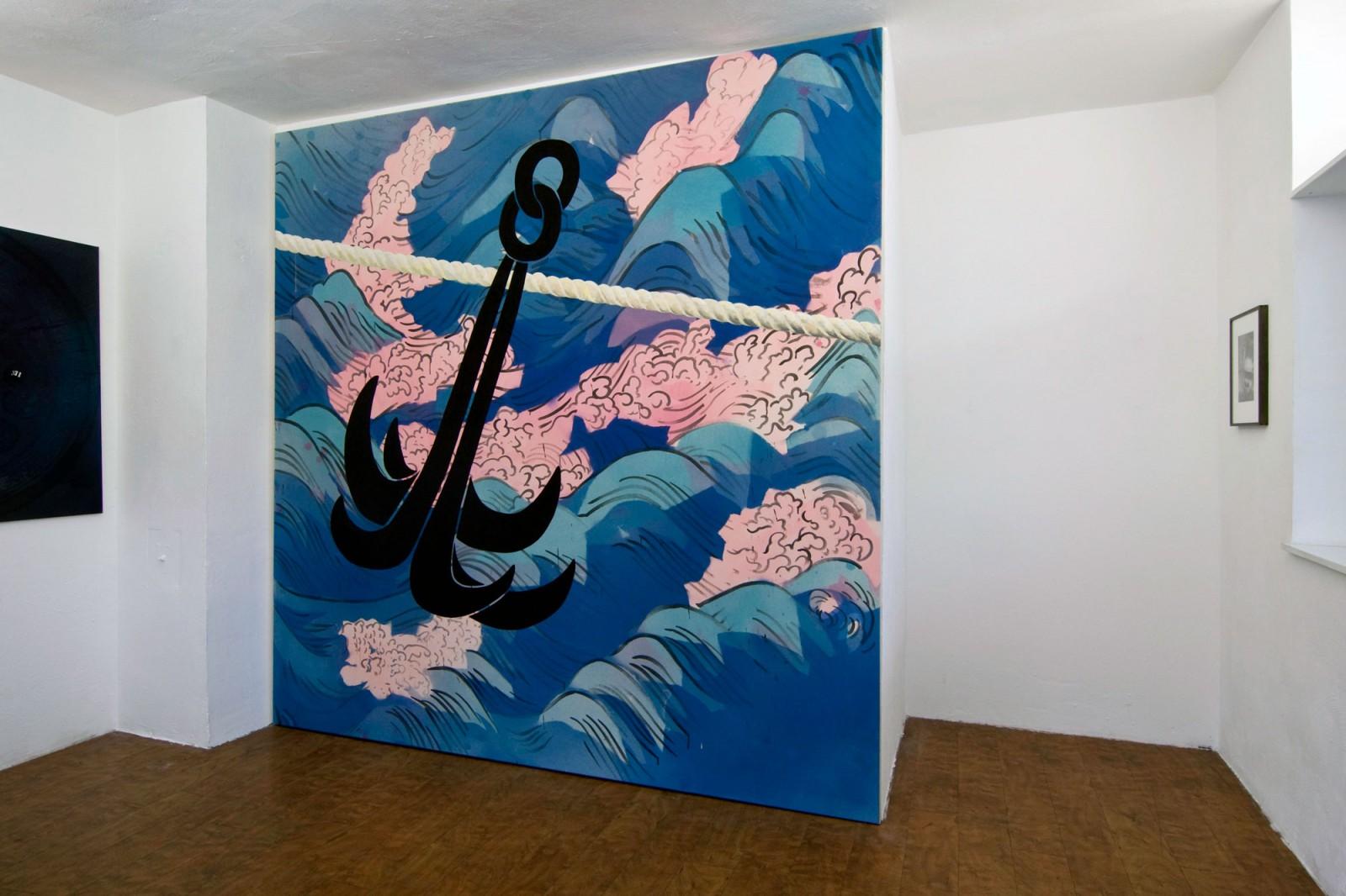 Kim Nekarda: Zehntausend, 2008, Neuer Kunstverein Giessen