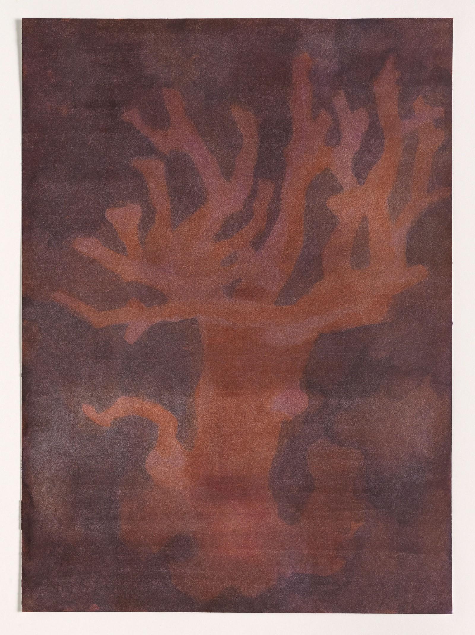 Kim Nekarda: untitled, 2014, watercolour on paper, 36 x 26 cm, private collection berlin